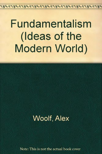 Fundamentalism (Ideas of the Modern World) by Brand: Raintree