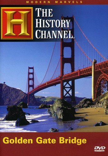 Modern Marvels   Golden Gate Bridge  History Channel
