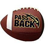 Passback Football - Junior Size (13 and Under) Composite