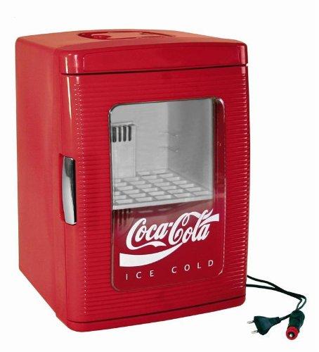 Ezetil Coca Cola Mini frigorífico Mini Fridge 25 12 + 230 V ...