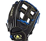 TWIN TOWER High School / Adult Baseball Glove _12''_ In/Outfield_ Cross Patton