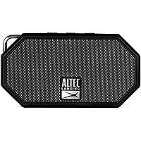 Altec Lansing IMW258-BLK Mini H20 2 Speaker - Wireless Speaker, Black