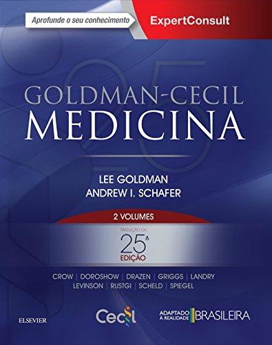 Goldman Cecil Medicina Adaptado realidade brasileira ebook