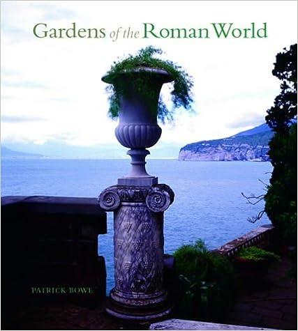 Book Gardens of the Roman World