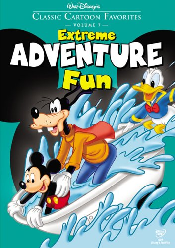 Classic Cartoon Favorites, Vol. 7 - Extreme Adventure Fun by Buena Vista Home Video