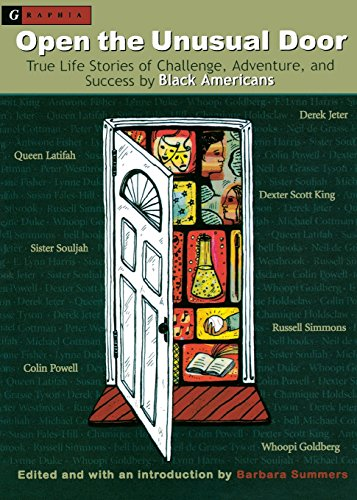 Books : Open the Unusual Door: True Life Stories of Challenge, Adventure, and Success by Black Americans
