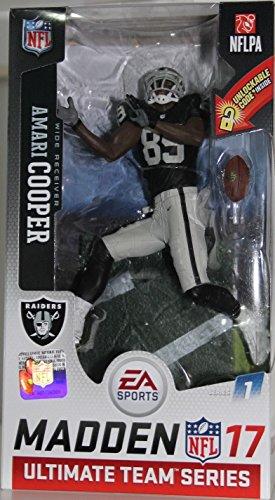McFarlane Toys NFL Madden 17 Ultimate Team Series Oakland Raiders WR - Amari Cooper