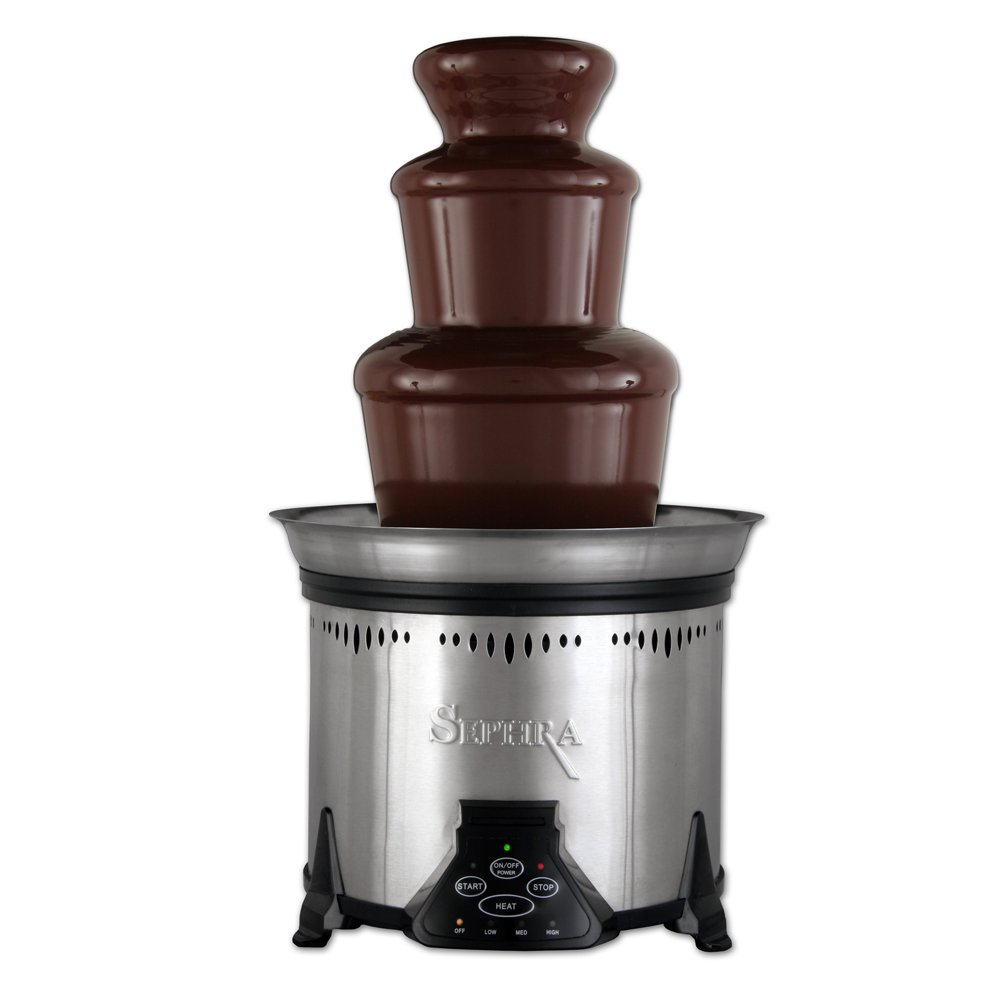 Sephra Elite Home Chocolate Fountain