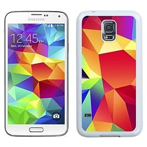 Random Shapes (2) Durable High Quality Samsung Galaxy S5 Case