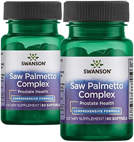 Swanson Saw Palmetto Combo Sgels product image