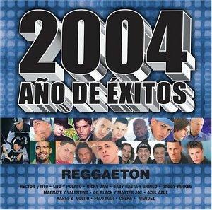 2004 Ano De Exitos: Reggaeton Overseas parallel import regular item Save money