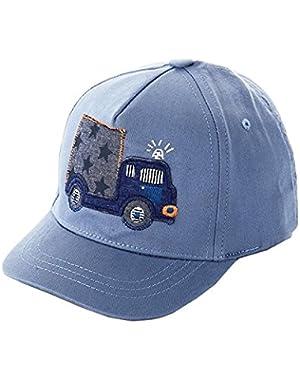 Kids Infan Cotton Baseball Hats Sun Visors Cap(3M-6T)
