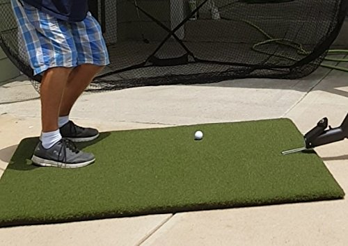 Country Club Elite® Real Feel Golf Mat 4' X 4' by Real Feel Golf Mats (Image #6)