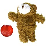 Kong Company DKO02031 Dr Noys Plush Teddy Bear Dog Toy, X-Small