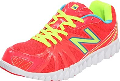 New Balance K2750 NB Groove Running Shoe (Little Kid/Big Kid),Pink,1.5 W US Little Kid