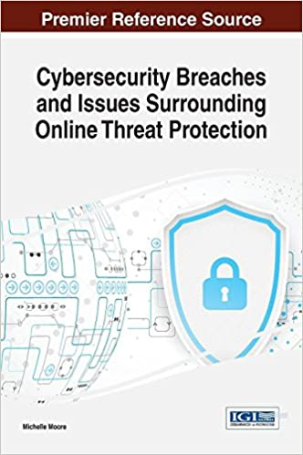 Cybersecurity Breaches and Issues Surrounding Online Threat