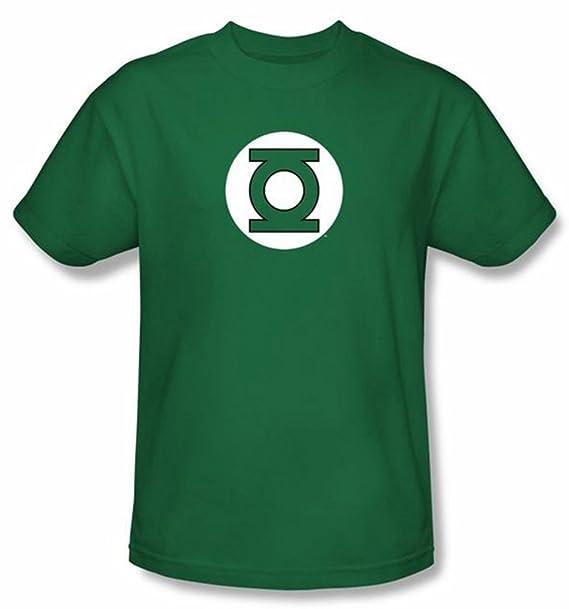 7ecb29f6 Amazon.com: Green Lantern Kids T-shirt – Green Lantern Logo Kelly Green Tee:  Clothing