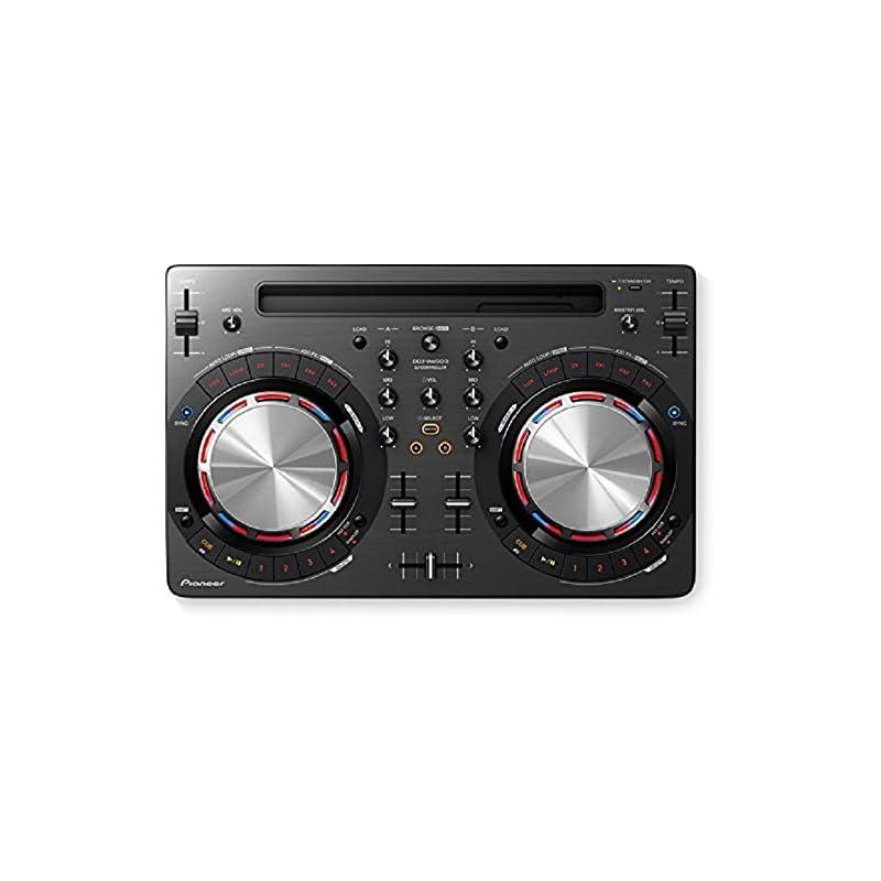 Pioneer DDJ-WEGO3-K Compact DJ 4/Dual De