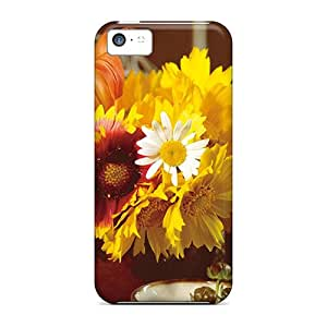 For LaurenPFarr Iphone Protective Case, High Quality For Iphone 5c Afternoon Skin Case Cover