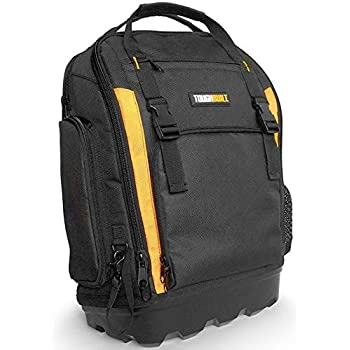 Toughbuilt Jobsite Tool and Professional Backpack - Fits up to 16