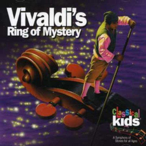 Price comparison product image Vivaldi's Ring of Mystery (Audio CD)