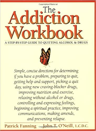 The Addiction Workbook: A Step-by-Step Guide for Quitting Alcohol ...