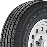 Towmax ST205/75R15 STR II 8 Ply D Load Radial Trailer Tire 2057515