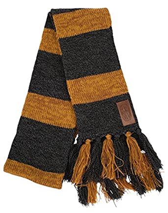 Newt Scamander Costume Hufflepuff Scarf by elope