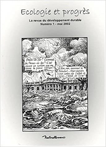 Livres Ecologie et progrès N° 1 Mai 2002 pdf, epub ebook