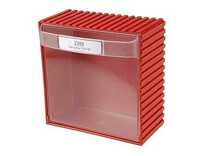 Swingboxen, Cajas para tornillos, Almacén piezas pequeñas, CAJA 2255