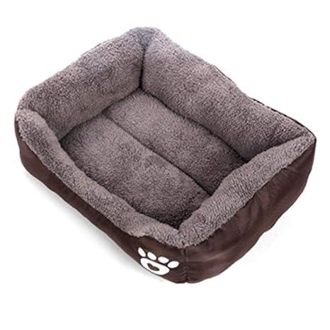 JIADIAN Cama Grande Lavable para Perro, sofá para Mascotas, Cama para Gatos, Cama