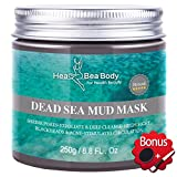 Best Acne Masks - HeaBea Body Clear Skin Mask Efficiently Acne blackhead Review