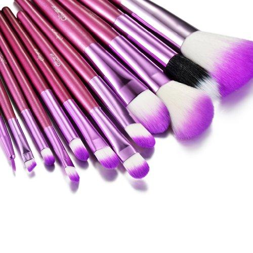 Glow Make Brushes Purple Case product image