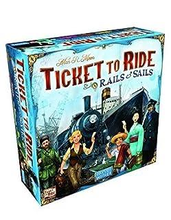 Ticket to Ride: Rails & Sails (B01IHOV8ME) | Amazon Products