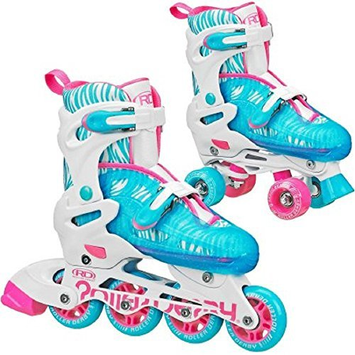 Girls Adjustable Quad Skate - 8