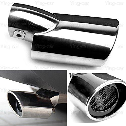 New Stainless Steel Exhaust Muffler Tail Pipe Tip Tailpipe for Ford Focus 2012-2016 Yingchi
