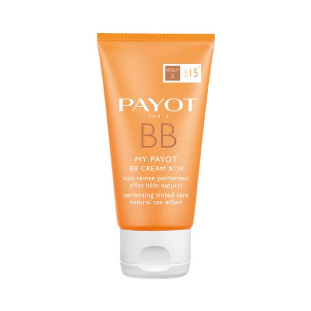 Payot My BB Cream Blur Medium - Crema viso colorante, 50 ml 3390150558948