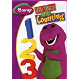 Barney Its Time for Counting