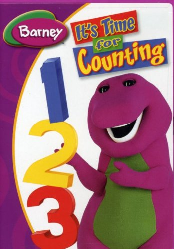 Barney: Time For Counting Spring 2006 Issue