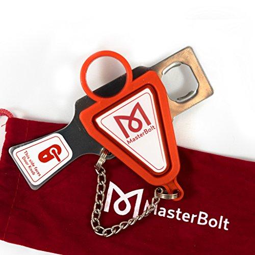 MasterBolt Travel Door Lock Security by MasterBolt