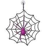 Amscan Spider & Web Decoration