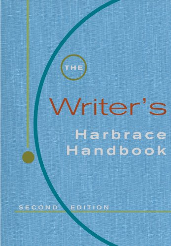 The Writer's Harbrace Handbook (with InfoTrac)