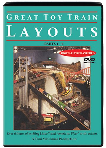 Great Toy Train Layouts of America, Parts (Great Toy Train Layouts)