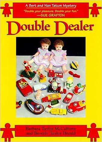 Double Dealer A Bert And Nan Tatum Mystery Bert Nan Tatum