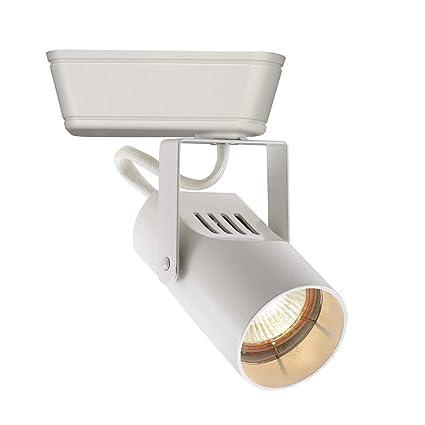 official photos 45065 b2743 WAC Lighting LHT-007-WT L Series Low Voltage Track Head, 50W