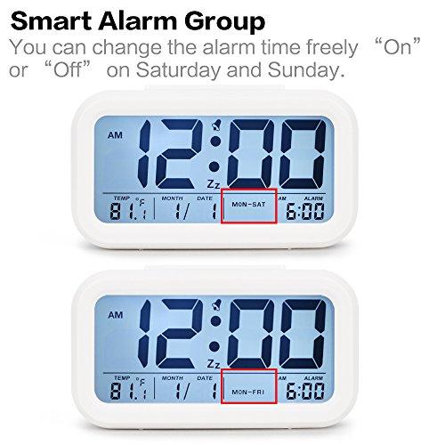 Easy To Set Alarm Clock Best Alarm Clock For Heavy