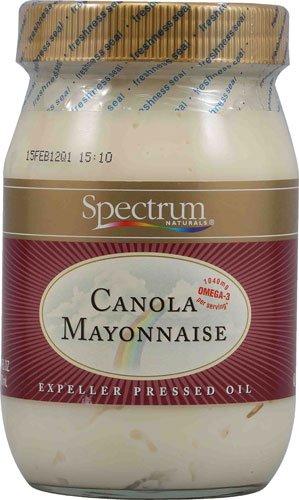 (Spectrum Canola Mayonnaise -- 16 fl oz - 2 pc)