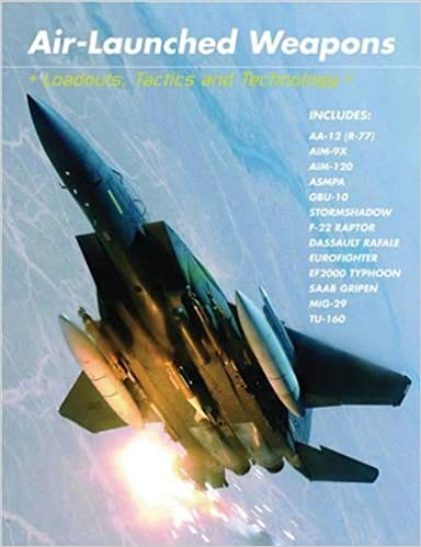 Buy Air-Launched Weapons: Loadouts, Tactics and Technology Book
