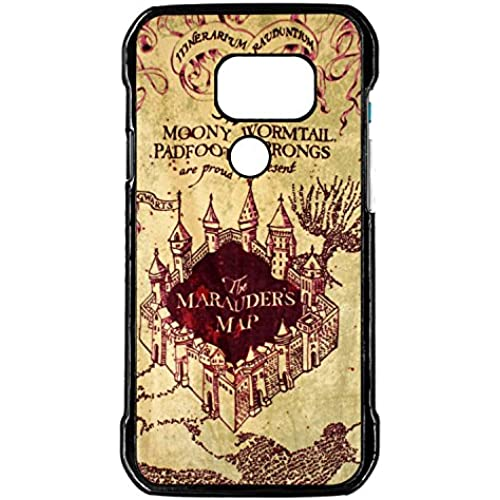 Galaxy S7 Active Case,Ukiyya Harry Potter Marauders Map Premium Design Heavy Duty Defender Dual Layer Protector Hybrid Case for Samsung Galaxy Sales