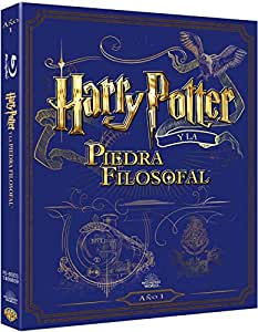 Harry Potter Y La Piedra Filosofal. Ed19 Bd [Blu-ray]: Amazon.es ...